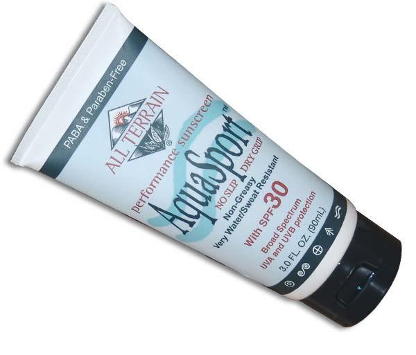 AquaSport SPF 30 Sunscreen w/ Zinc