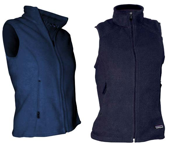 Fleece - Synchilla® Fleece Vest by Patagonia - Ladies