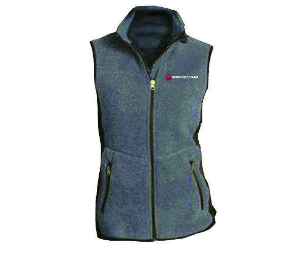 GCT's Women's R-Tek Pro Fleece Full-Zip Vest by Port Authority