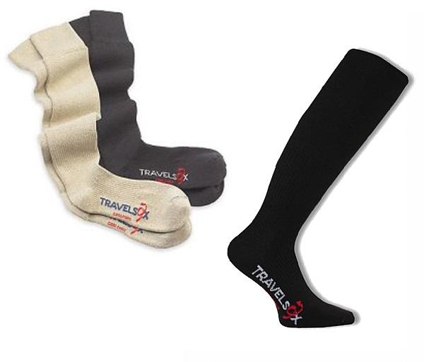 Compression Socks for Flying