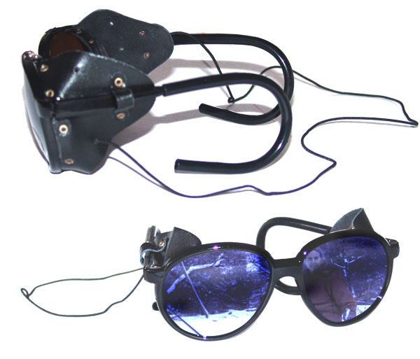 Sunglasses - Econo Everest Glacier Glasses