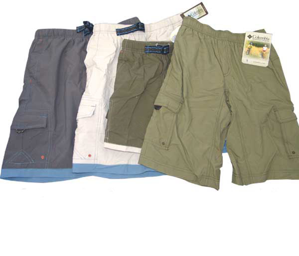 <i>Shorts & Pants</i> - Safari, River, & Trail Shorts - Kids
