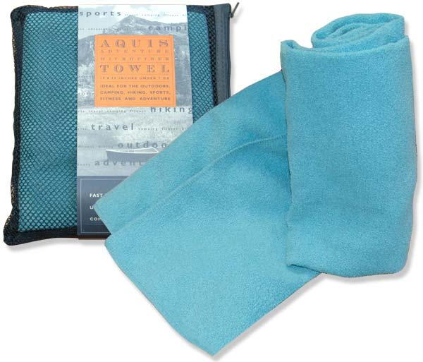 Towels - Aquis Large Adventure Microfiber Towel