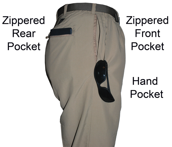 Secure Pocket Detail