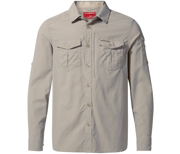 M's Insect Shield Adventure Shirt