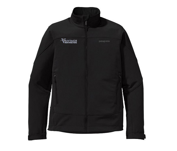 Vantage M's Adze Softshell Jacket by Patagonia