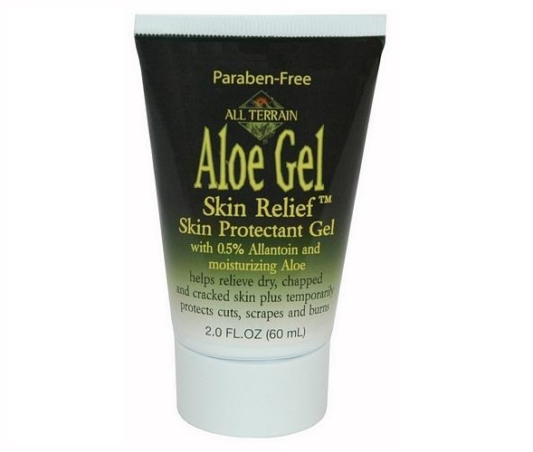 Sun & Skin Care - Aloe Gel Skin Relief