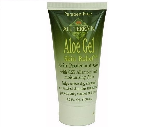 Aloe Gel Skin Relief by All Terrain