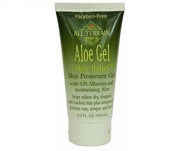 Aloe Gel Skin Relief by All Terrain