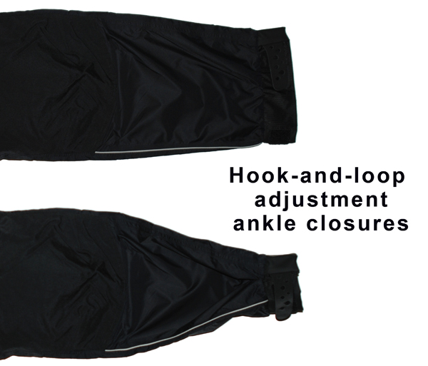 Ankle Closure