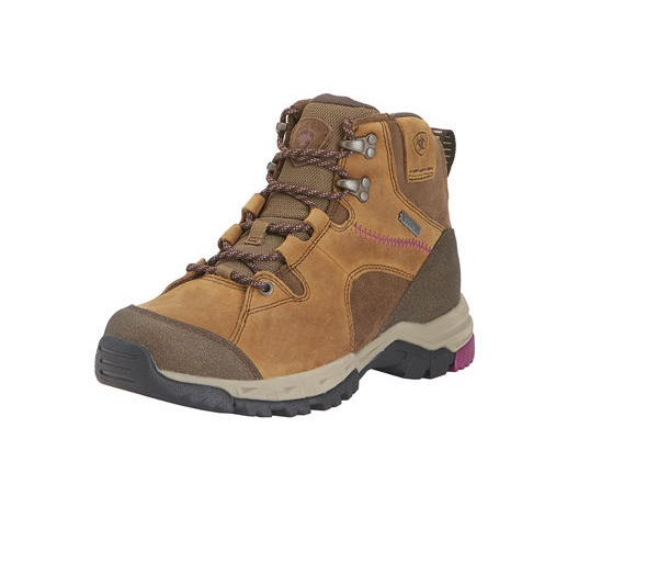 W's Waterproof Hiker by Ariat
