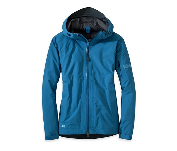 W's Aspire Goretex Waterproof Jacket by Outdoor Research