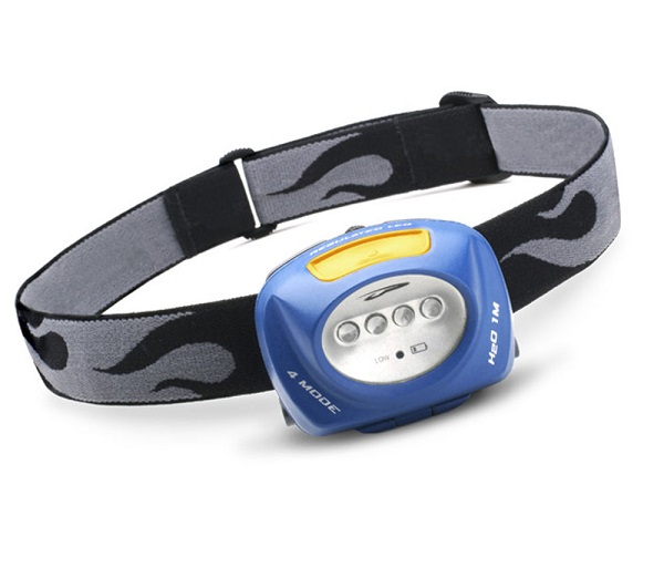 Quad Headlamp - Waterproof & Lightweight