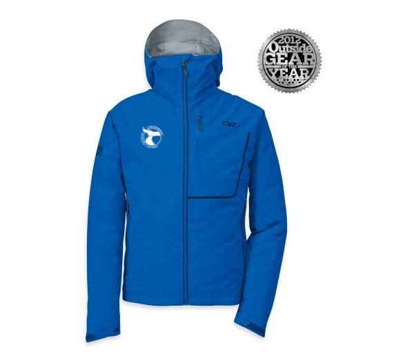 Cheesemans' M's Axiom 3 Layer GORETEX® Alpine Jacket