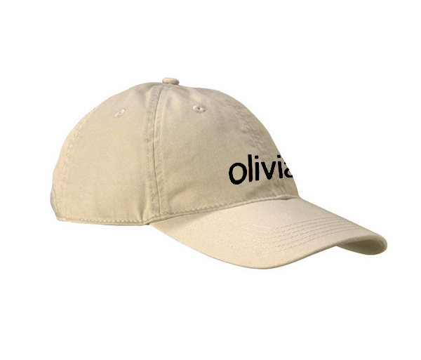 Olivia's Organic Cotton Baseball Hat by Econscious