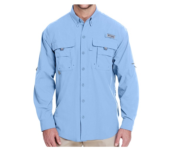 Men's Bahama Shirt by Columbia