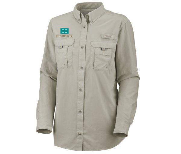 Holbrook Travel Women's Long-sleeve Bahama Shirt by Columbia