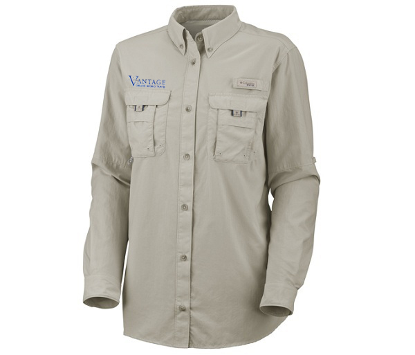 Vantage W's Long-sleeve Bahama Shirt by Columbia