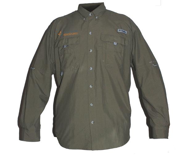 24aaefc85cd Vantage Adventures Mens's Long-sleeve Bahama Shirt by Columbia