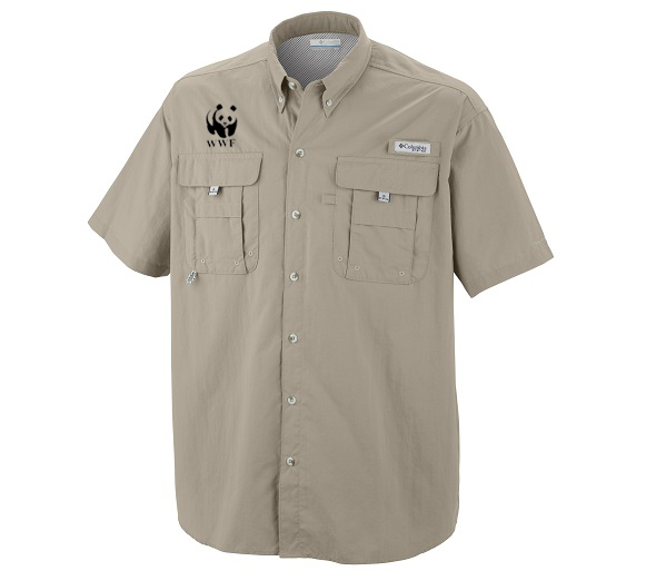 WWF M's S/S Adventure Sun Shirt