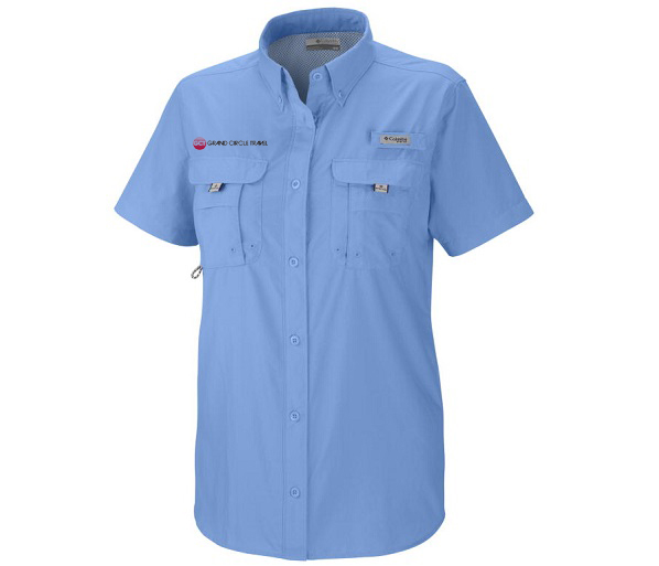 GCT's Women's Short-sleeve Bahama Sun Shirt by Columbia