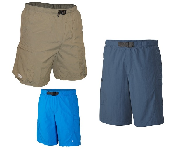 M's Safari Lite Zip Pocket Shorts