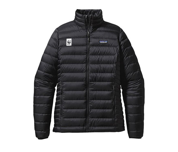 WWF W's Down Sweater by Patagonia
