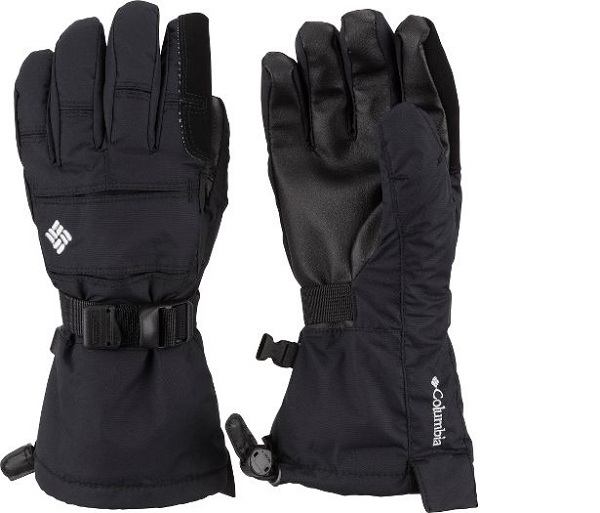 Black Outer Glove - Medium Only