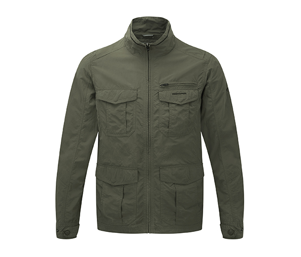 M's Insect Shield Havana Jacket by Craghoppers