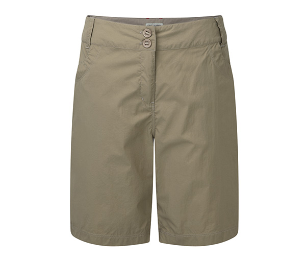 Women's Insect Shield ProLite Shorts by Craghoppers
