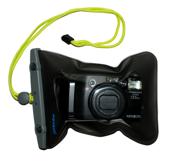 Waterproof Camera Case - 2 Sizes by Aquapac