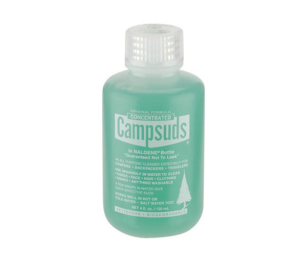 Campsuds In Nalgene Bottle 4 oz
