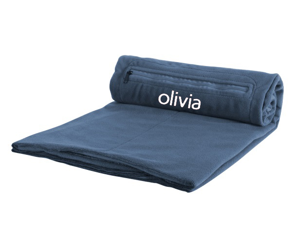Olivia's Cat Nap Travel Blanket by Eagle Creek