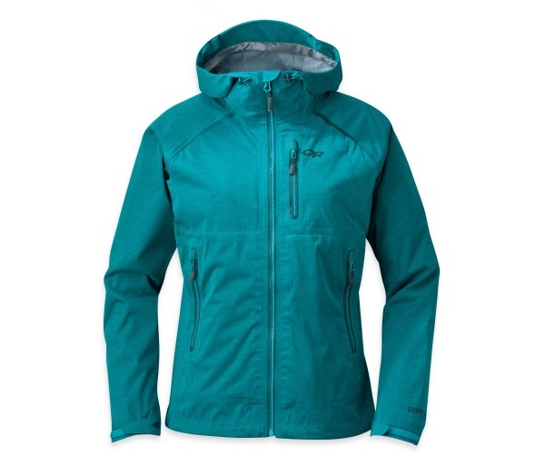 W's Clairvoyant 3 Layer GORETEX® Alpine Jacket