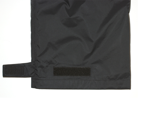 Adjustable Leg Opening with Velcro Strap