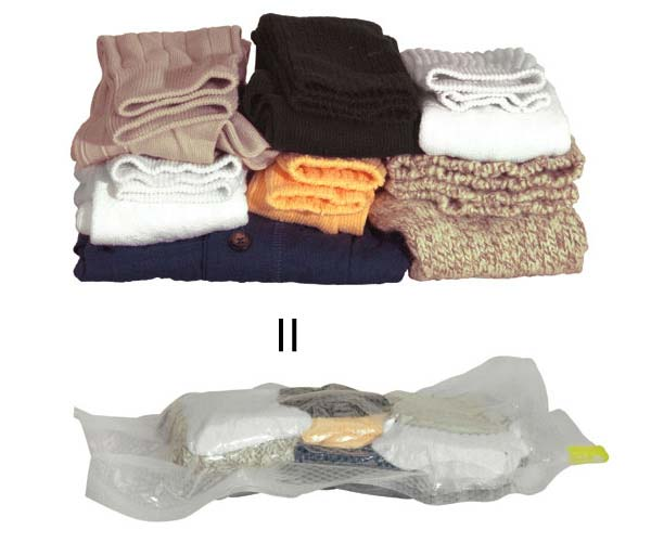 Packing Compression Sacs