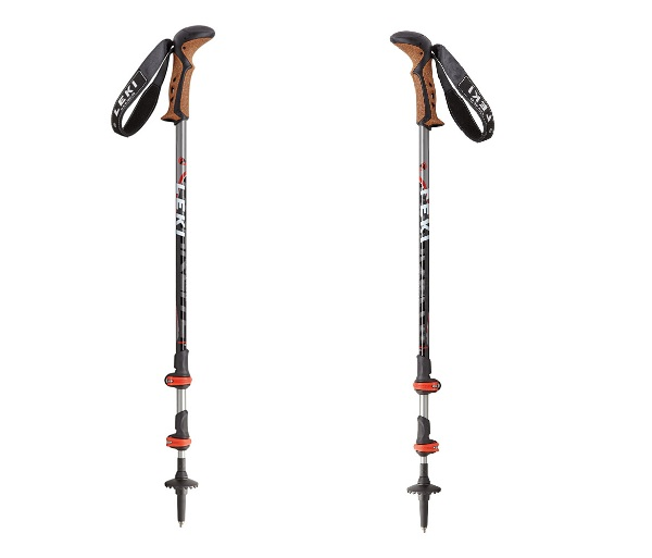 Trekking Staffs - Ultralite Ti Trekking Staff by LEKI