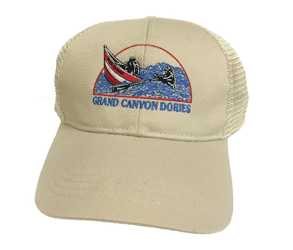 Grand Canyon Dories Hat
