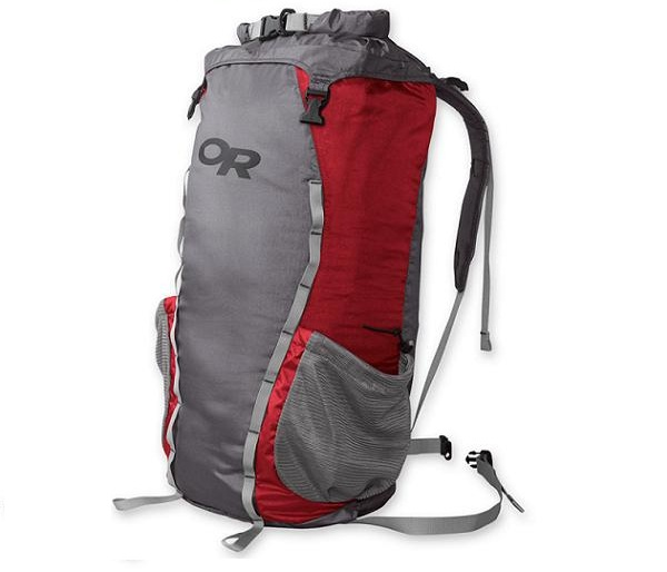 <i>Packs & Sacs - Dry Comp Ultralight Waterproof</i> Pack