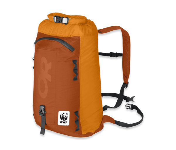 WWF Dry Peak Ultralite Waterproof Day Pack