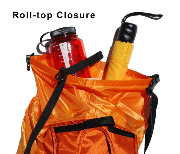 Roll Top Closure