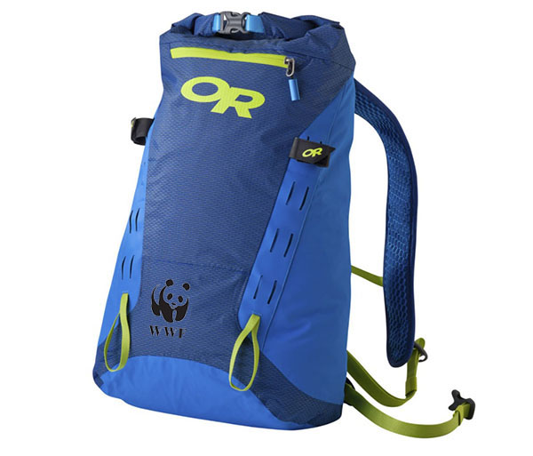 WWF Dry Summit LT Waterproof Pack by Outdoor Research
