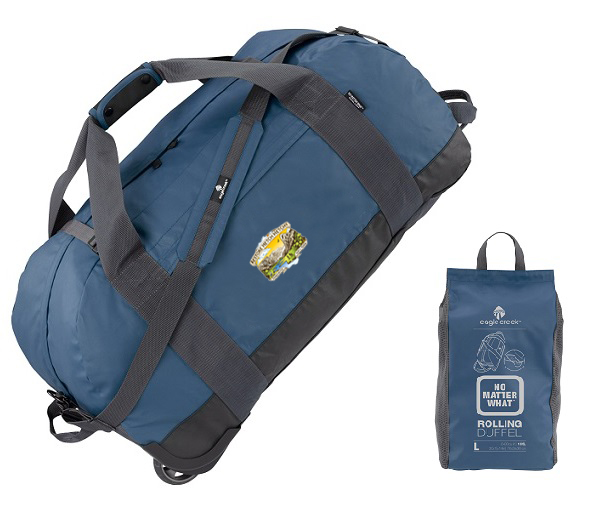 Hetch Hetchy Large Rolling Duffel by Eagle Creek