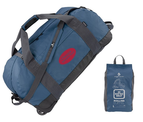 OAT's Large Rolling Soft-sided Duffel by Eagle Creek
