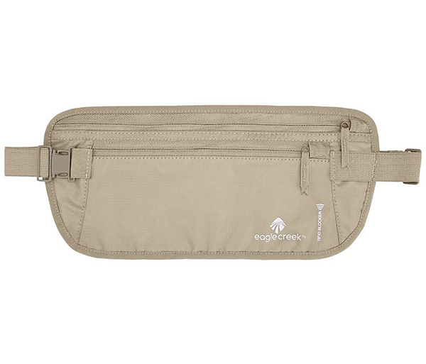 RFID Blocker Money Belt by Eagle Creek