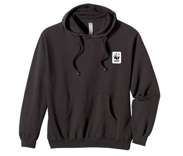 WWF Organic Pullover Hoodie - Unisex