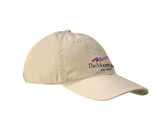 Moorings Organic Cotton Cap