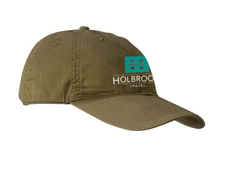 Holbrook Travel Organic Cotton Baseball Hat by Econscious