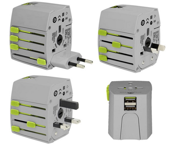 USB Universal Electrical Adapter