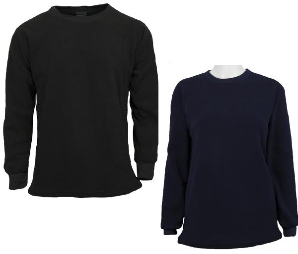 M & W Expedition Weight Comfort Fleece Top